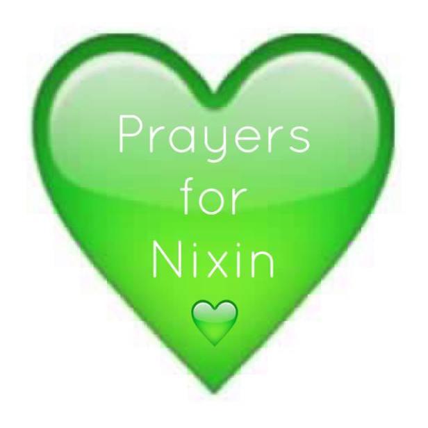 prayers for nixin